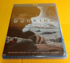 Dunkirk (Blu-ray Disc,2018)NEW (Sealed)-Free Shipping with Tracking - $9.79