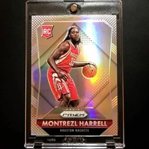 2015-16 Nba Panini Prizm Montrezl Harrell Rc Silver 331 Rookie Card Lakers - $190.98