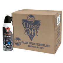 (12 Pack) Falcon Dust-Off Compressed Gas Duster (10 oz. each) - $59.39