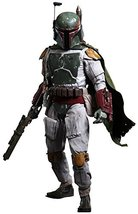 "Hot Toys Star Wars 4 Return of the Jedi Boba Fett 1/4 Quarter Scale 18"" ... - $734.44"