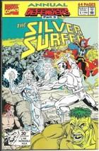The Silver Surfer Comic Book Vol. 3 Annual #5 Marvel 1992 NEAR MINT NEW ... - $3.99