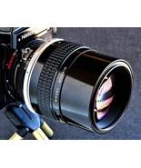 Nikkor AIS 105mm f/1.8 Telephoto Lens Digital Film Nikon Nice - $699.00