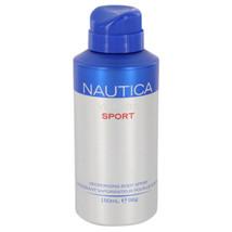 Nautica Voyage Sport Body Spray 5 Oz For Men  - $15.56