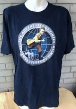 Adventures of Tintin Film XL 2011 Mens T-Shirt - $14.03