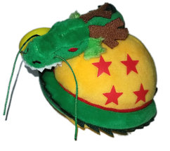 "Dragon Ball Z Loot Crate ""Shenron w/4 Star Dragonball"" UFO Catcher / Ani... - $7.88"