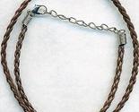 Brown braid cord thumb155 crop