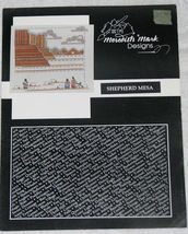Shepherd Mesa Cross Stitch Pattern by Meredith Mark - $4.50