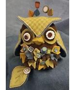 J. Edgar owl pincushion kit (pk523) JABC Just Another Button Co - $56.25