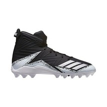 Adidas Freak X Carbon Mid BY3874 Black White Men's NCAA Football Cleats - $20.50+