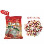 1 BAG Lychee Litchi Lichee Lizhi Dakeyi Classic Series Hard Candy 130 pi... - $11.90