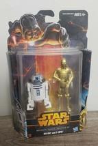 Star Wars Mission Series:Tantive IV R2-D2 & C-3PO MS05- 2013- OPENED BOX - $17.81
