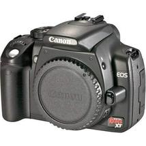Canon Rebel XT DSLR Camera (Body Only) (OLD MODEL) - $107.91