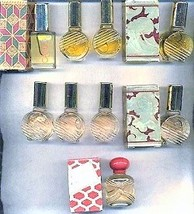 Avon Perfume Lot Soft Musk Timeless Wild Jasmin Petit Candid - $48.00