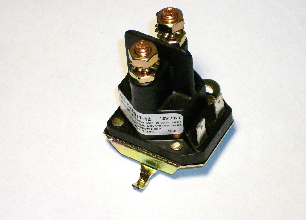 Craftsman Starter Solenoid 146154, 178861, 192507 Husqvarna - $17.28