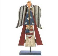 Patriotic Weathered Country Angel - $15.95