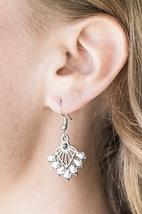 Twinkling Skies Silver Earring - $5.00