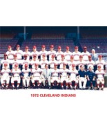 1972 CLEVELAND INDIANS 8X10 TEAM PHOTO BASEBALL PICTURE MLB - $3.95