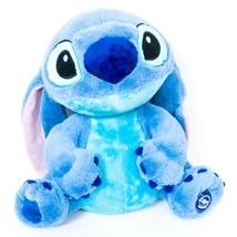 "Disney Store Stitch Plush 11"" Blue Exclusive Sweet Floppy Ears Stuffed A... - $29.56"