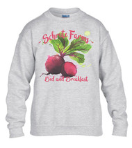 Schrute Farms Bed & Breakfast Sweatshirt , Schrute Farms Shirt The Office  - $18.57+