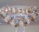 Bracelet crystals amber clear thumb155 crop