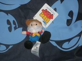 Disney Toy Story THE PROSPECTOR Stinky Pete. Plush Micro. Brand New.  - $18.69