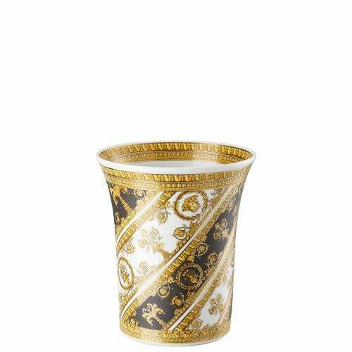 "Primary image for Versace by Rosenthal I Love Baroque Vase 18 cm/7"" inches"