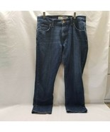 Lee Jeans Modern Series 30X31 Athletic Fit Tapered Leg Dark Blue  Stretch - $9.89