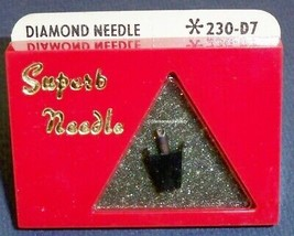 230-D7 PHONOGRAPH NEEDLE TURNTABLE STYLUS for Audio Empire S808-7RD - $20.38