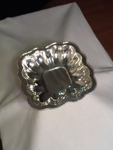 "Vintage Sweet England Silver Plated 6.75"" By 8""... - $9.05"