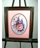 VINTAGE GRACE NELSON Limited Edition Print Signed by Artist 11/100 14 x 17 - $47.52