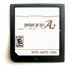Fantasy Tactics A2 Grimoire of Rift Nintendo DS - Cartridge Only - NTSC - $19.99