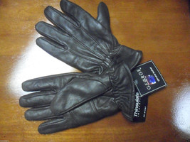 George brown leather gloves thinsulate lined 40 mil - $479,83 MXN