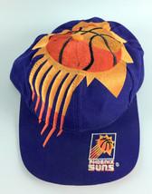 Vintage Snapback Baseball Hat - The Game - Phoenix Suns - Big Logo Purpl... - $79.19