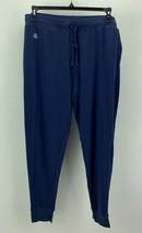 Lauren Ralph Lauren Women's French Terry Pajama Pants Navy XL - $25.73