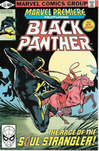 Marvel Premiere Comic Book #53 Black Panther 1980 VERY FINE - $13.54
