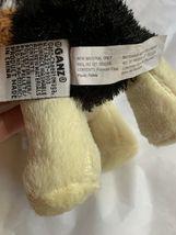 Ganz Webkinz Shaggy Brown White Basset Hound Puppy Dog Stuffed Plush Animal 9in image 11