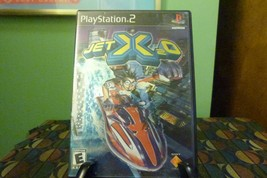 Jet X2O PS2 Black Label (Sony PlayStation 2, 2002) VG Condition W / Manual - $7.91