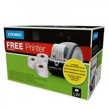 Dymo Labelwriter 450 Printer + 3 Rolls Assorted Labels Address Label 189... - €79,71 EUR