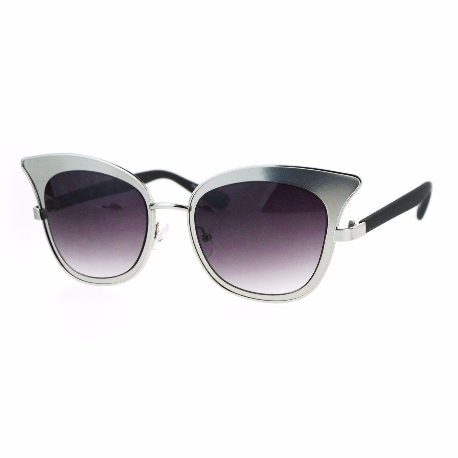 PASTL Womens Sunglasses Butterfly Cateye Fashion Double Frame UV 400 - $11.95