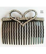 Wedding Heart Hair Comb - $9.25