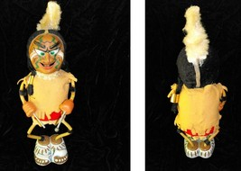 Marx Nutty Mad Indian Vintage Battery Operated Toy not working good for ... - $34.99