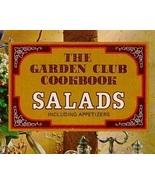 The Garden Club Cookbook - Salads - including a... - $7.99