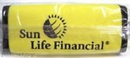 SUN LIFE FINANCIAL LOGO GRIP-IT LUGGAGE IDENTIFIER NEW - $14.50