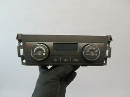 #4239C CADILLAC SRX 08 09 OEM DASH TEMP AC HEAT AIR CLIMATE CONTROL SWITCH - $15.00