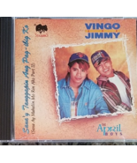 VINGO & JIMMY 'The April Boys' VCD Philippine/Tagalog, New - $6.95