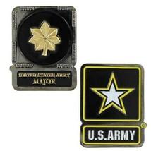 Genuine U.S. Army Coin: Major - $16.81