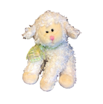 Ty Beanie Floxy The Lamb Plush White Children Animal Soft Stuffed Toy Co... - £11.32 GBP