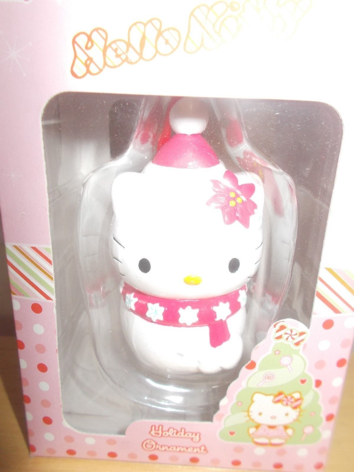 9fd72b7fddd3f Hello Kitty Santa Hat Christmas Holiday Tree and similar items. S l1600