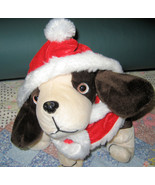 Pet Small Dog Cat Costume Santa Christmas Cape Hat - $14.95