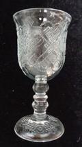 "Avon Hearts and Diamonds 1978 12 Stem Goblets 11"" Tall - $7.50"
